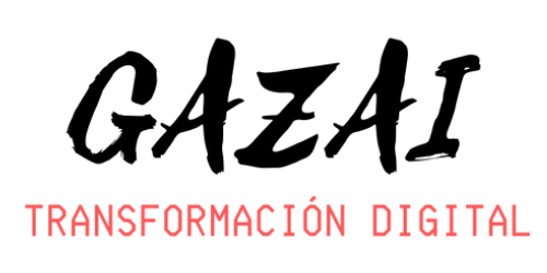 GAZAI TRANSFORMACIÓN DIGITAL